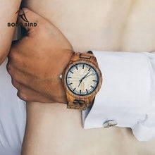 Load image into Gallery viewer, BOBO Bird Wooden Wristwatch For Men - SuperShopSale.com