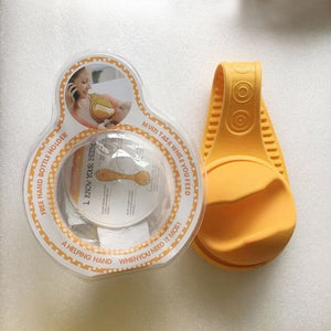 Hands Free Baby Bottle Holder - SuperShopSale.com