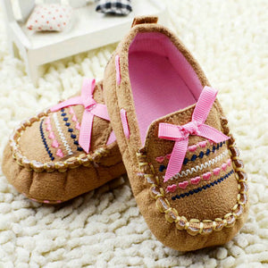 Baby First Walk Soft Shoes