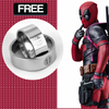 Image of Deadpool Ring