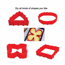 Load image into Gallery viewer, Magical Silicone Cake Molder (4 pcs per Pack) - SuperShopSale.com