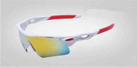 Cycling Outdoor Sports Athlete's Sunglasses, 100% UV Protection