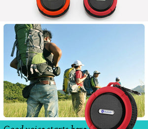 Waterproof Bluetooth Speaker - SuperShopSale.com