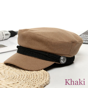Women's Wool Beret Hat