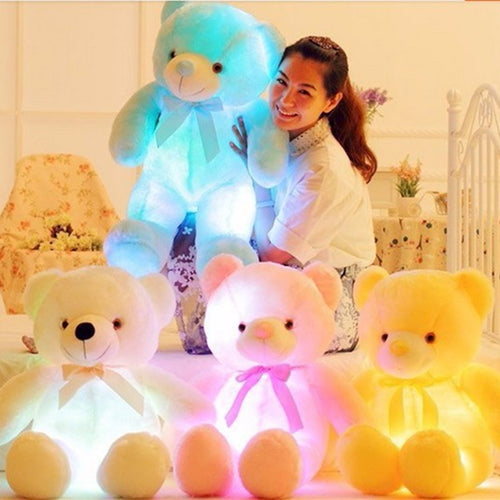 Amazing LED Plush Teddy Bears - SuperShopSale.com