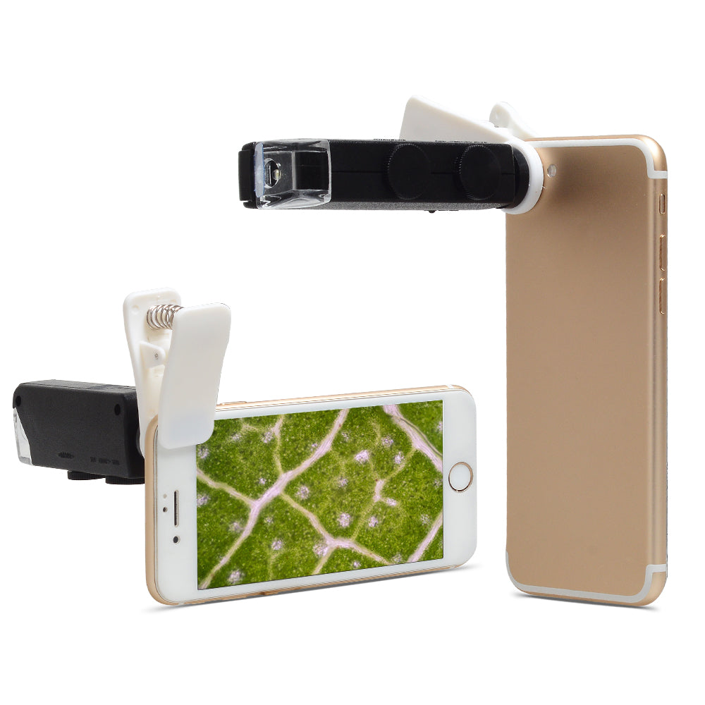 Smart Phone Microscope 100X