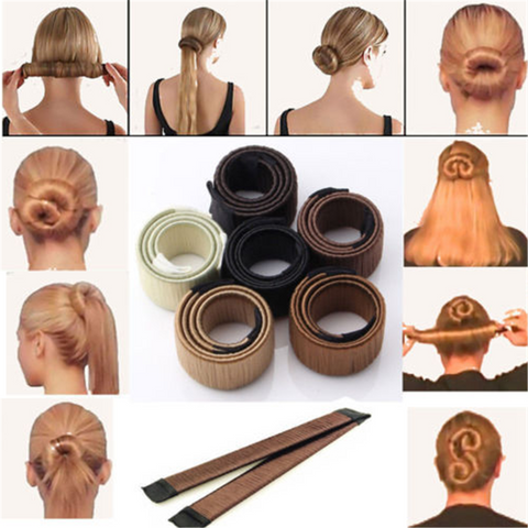 Magic French Twist DIY Hair Bun Maker