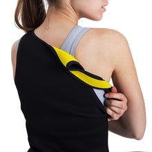 Load image into Gallery viewer, Neoprene Sauna Slimming Waist Trainer Vest - SuperShopSale.com