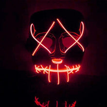 Load image into Gallery viewer, Halloween Led Mask - SuperShopSale.com
