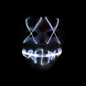 Halloween Led Mask - SuperShopSale.com
