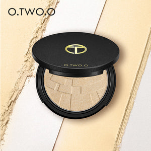 O.TWO.O Glow Kit Powder highlighter Maquillage