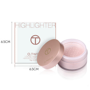 O.TWO.O Highlighter Makeup Contour Palette - SuperShopSale.com
