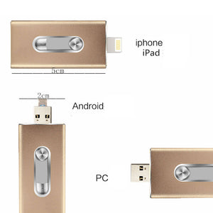iOS Flash USB Drive for iPhone & iPad - SuperShopSale.com
