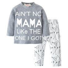 Load image into Gallery viewer, Ain't No Mama Like The One I Got Clothing Set - SuperShopSale.com