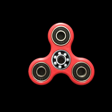 Load image into Gallery viewer, Triple Arms Hand Spinner Fidget Toy