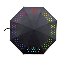 Load image into Gallery viewer, Colour Changing Umbrella When it encounters water - SuperShopSale.com