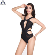 Load image into Gallery viewer, Nevada Mesh Cut Out Swimsuit - SuperShopSale.com