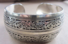 Load image into Gallery viewer, Metal Tibetan Silver vintage retro Fashion Cuff Bracelet Bangle (Free Shipping) - SuperShopSale.com