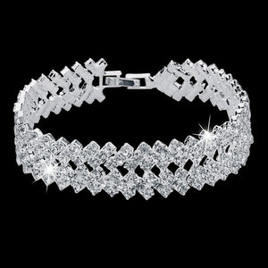 Luxury Crystal Bracelets For Women (Free Shipping) - SuperShopSale.com