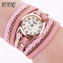 Load image into Gallery viewer, Casual Fashion Wrist Watch Leather Bracelet for Women (Free Shipping) - SuperShopSale.com