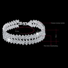 Load image into Gallery viewer, Luxury Crystal Bracelets For Women (Free Shipping) - SuperShopSale.com