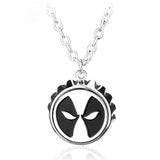 Deadpool Bottle Opener Pendant Necklace