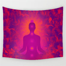 Load image into Gallery viewer, Chakra Meditation & Yoga Tapestry - SuperShopSale.com
