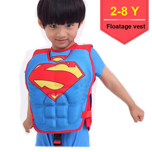 Super Hero Baby Swim Vest And Other Disney Characters - SuperShopSale.com