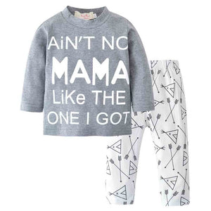 Ain't No Mama Like The One I Got Clothing Set - SuperShopSale.com