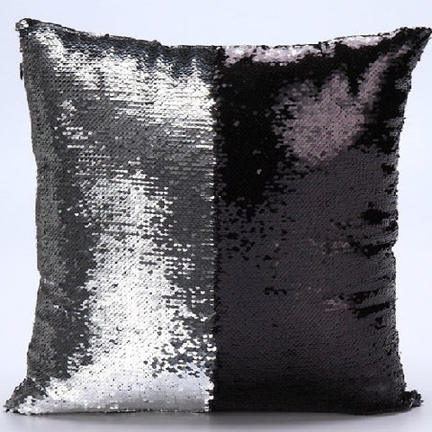 Mermaids Magical Sequin Pillow Case