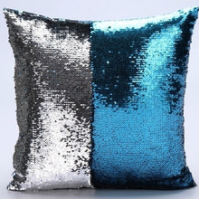 Load image into Gallery viewer, Mermaids Magical Sequin Pillow Case - SuperShopSale.com