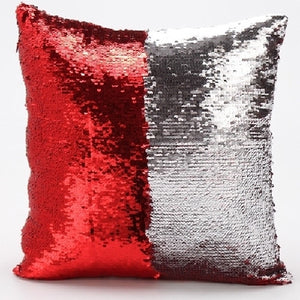 Mermaids Magical Sequin Pillow Case - SuperShopSale.com