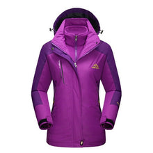 Load image into Gallery viewer, Mountainskin Women's 2-Piece Thermal Winter Jacket - SuperShopSale.com