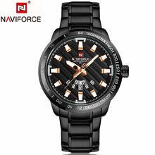 Load image into Gallery viewer, Naviforce®™ Luxury Golden Watch Limited Edition - SuperShopSale.com