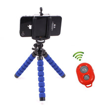 Load image into Gallery viewer, Mini Phone Tripod With Remote