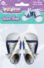 Shoes,Springfield,TENNIS SHOES           BLUE
