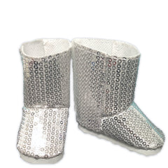 Shoes,Springfield,SEQUIN BOOTS