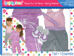 Clothing,Springfield,FITNESS FUN SET