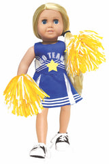 Clothing,Springfield,CHEERLEADER OUTFIT & POMS