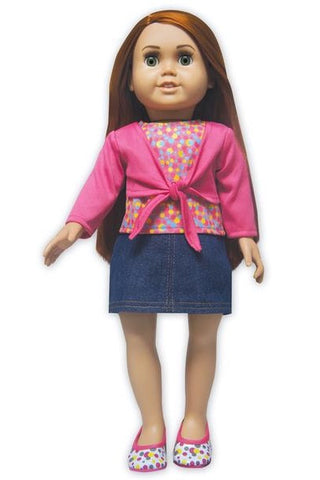 SPRINGFIELD 18IN DOLL Olivia