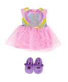 Unicorn Dress - My Sistie Outfit Set