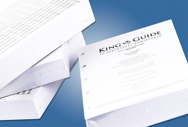 New Pages for Loose-Leaf Edition - King Guide to ...