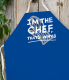 Attitude Apron I'm the Chef