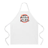 Attitude Apron No Bitchin'