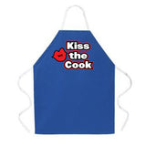 Attitude Apron Kiss the Cook - LA IMPRINTS
