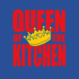 Attitude Apron Queen of the Kitchen - LA IMPRINTS