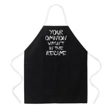 Attitude Apron Your Opinion - LA IMPRINTS