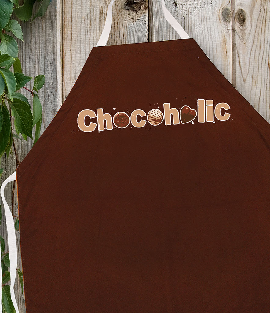 Attitude Apron Chocoholic - LA IMPRINTS