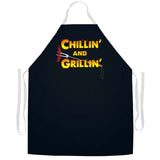 Attitude Apron Chillin' and Grillin' - LA IMPRINTS