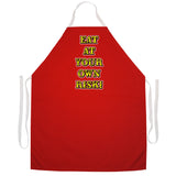 Attitude Apron Own Risk - LA IMPRINTS